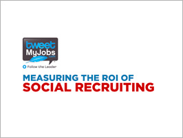 Measuring The ROI Of Social Recruiting